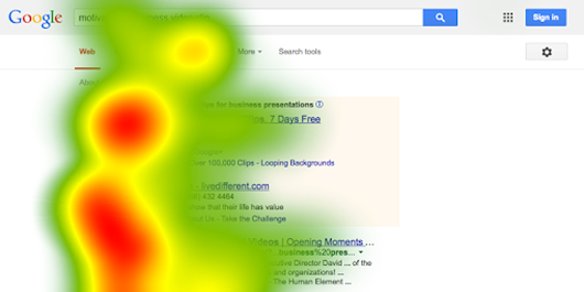 Eye Tracking in 2014: How Users View and Interact with Today's Google SERPs