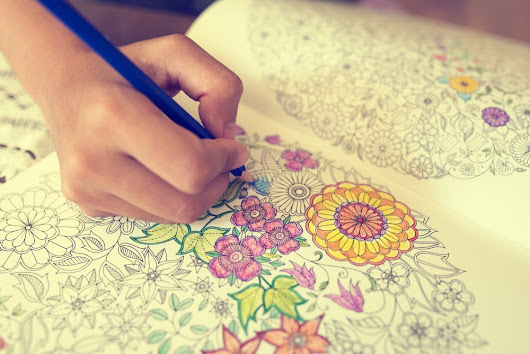 People Who Love Coloring Are Happier And More Creative