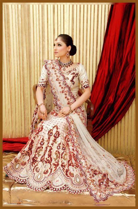 Pakistani Wedding Dresses 2014 For Bridal, Latest Dresses