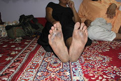 Walking Barefeet in Ajmer ..a poetic feat bitter and sweet by firoze shakir photographerno1