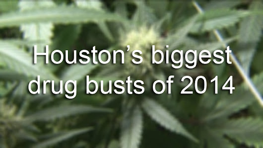 Law enforcement wraps up a big year for big drug busts