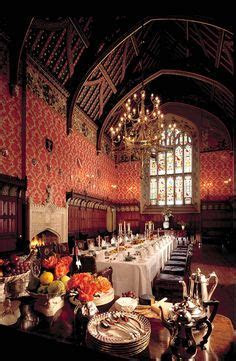 pics of medieval great halls   The Kingmaker's Banquet