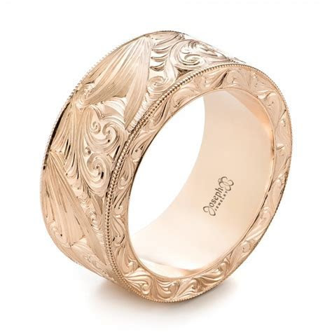 Custom Diamond Mokume Men's Wedding Band #103359   Seattle