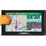 "Garmin Drive 61LM GPS Navigator - 6.1"" - widescreen Display - USA"