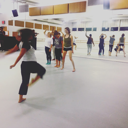 The Lovelies teach Movement in the Moment: A Dance Improv Series at Mark Morris Dance Center | Dance Classes in New York | DanceLifeMap™