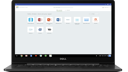 Chrome OS joins forces with VMware to accelerate the adoption of Chromebooks in the enterprise