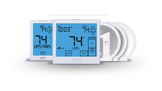 Pro1 Technologies  | Pro1 IAQ Thermostats