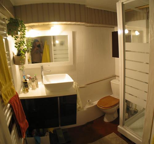 Bathroom. Nearly done!