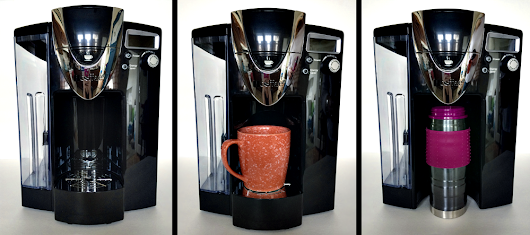 iCoffee Opus Single-Serve Brewer with SpinBrew Technology - Game On Mom