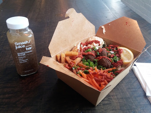 Rose City Kitchen – Downtown Toronto Vegan Options | meshell in your city.
