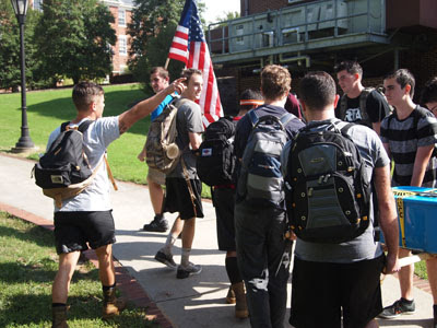 GORUCK Challenge Comes to H-SC