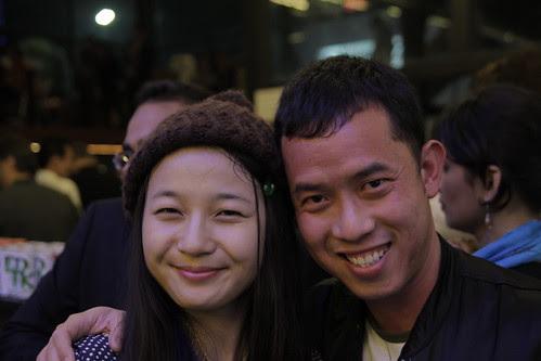 Ming Jin and Kkobbi