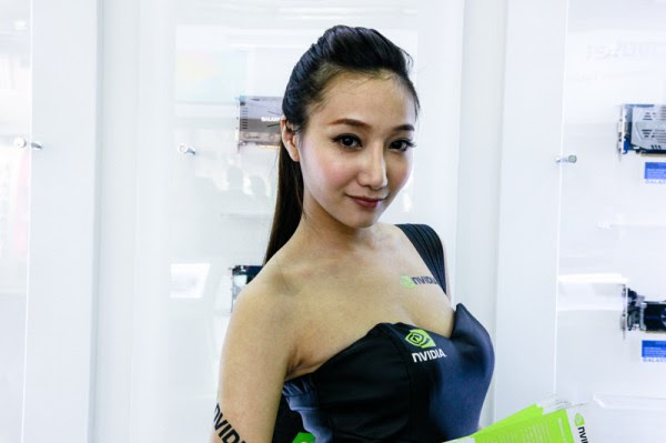 Booth Babes Computex 2014 (56)