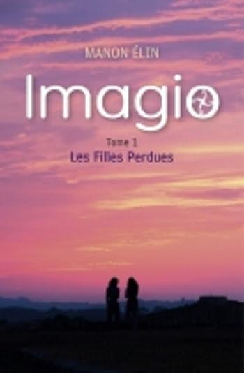 Couverture Imagio, tome 1 : Les Filles Perdues