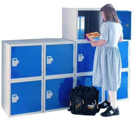 Quick Delivery Lockers With Next Day Despatch - 3D | Lockers in the UK - 3D Lockers.