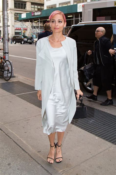 Nicole Richie   28 Stars Who Pulled Off All White Just