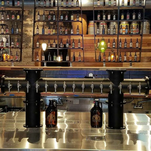 Draft Beer System on Pinterest