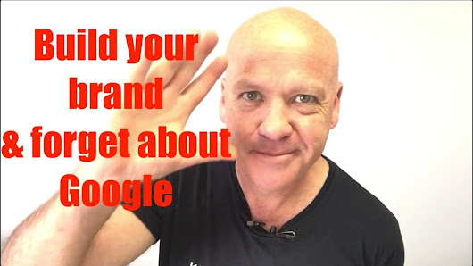 Build Your Brand. Forget About Google. | StewArt Media