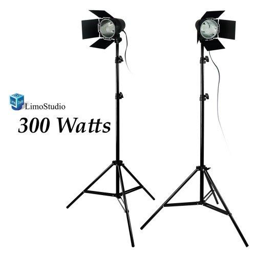 Limostudio 2 Photography Photo Studio Lighting Kit Photo Video Light
