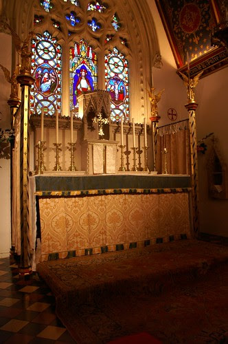 Dorchester, St Birinus Catholic Church, Oxfordshire