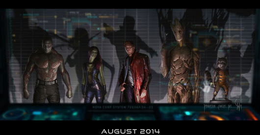 """Guardians of the Galaxy"" 2014"