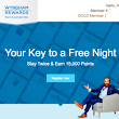 Stay Twice, Earn A FREE Night At Any Wyndham Hotel!