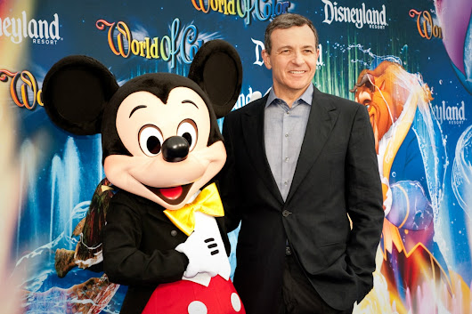 Bob Iger - The CEO of Walt Disney - Euro Cheddar
