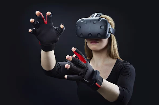 HTC to Bring Hand and Finger Tracking to the HTC Vive Pro - VR Vision Group