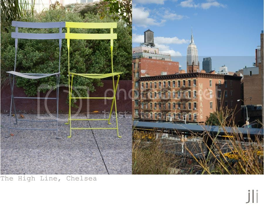 the high line, chelsea