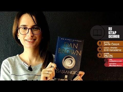 Başlangıç - Dan Brown | Bu Kitap Okunur