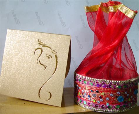 Wedding Card With Gift Sweet Boxes   Wedding Card with