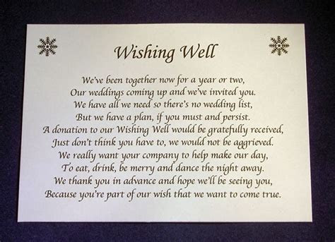 Details about Personalised Small Wedding Gift Poem Cards
