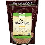 Now Foods Almonds Raw 16 oz.
