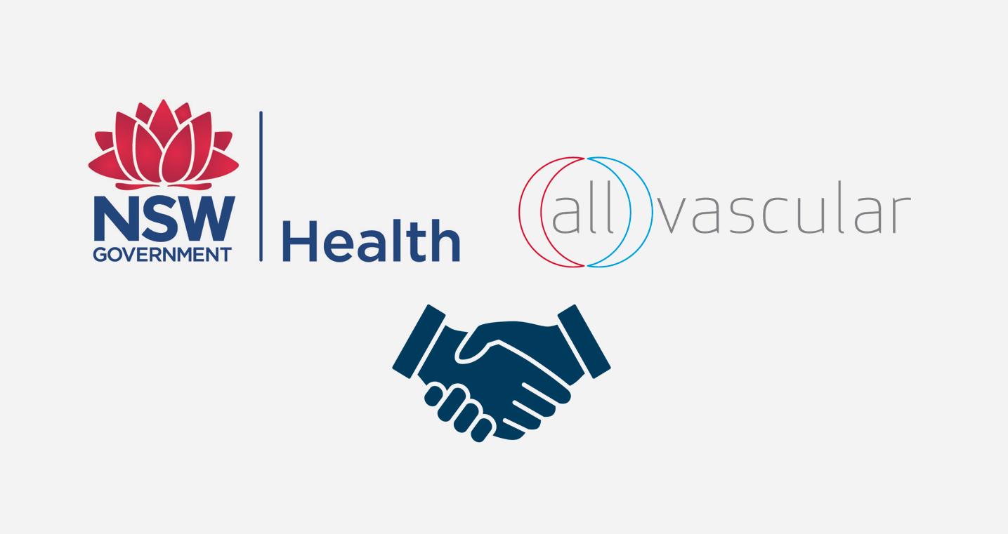 Allvascular Announces Partnership With Nsw Health Providing 2 4m In Non Dilutive Capital Allvascular