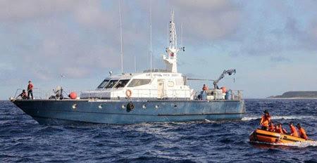 Trung Quốc, Philippines, Biển Đông, tàu chiến, Scarborough, hải giám, Ayungin