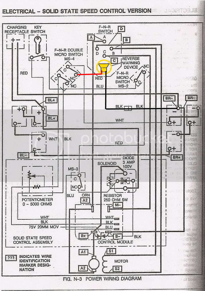 Club Car Micro Switch Wiring Diagram Free Picture - Wiring ...