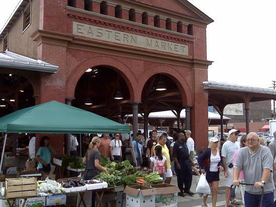 Photos of Eastern Market, Detroit