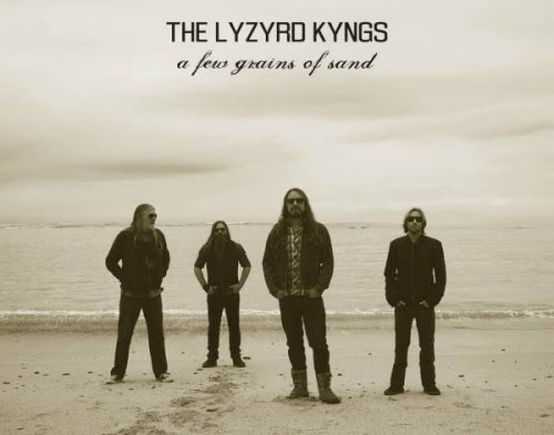 The Lyzyrd Kyngs: warm blooded rock 'n roll reptiles | Reprobate