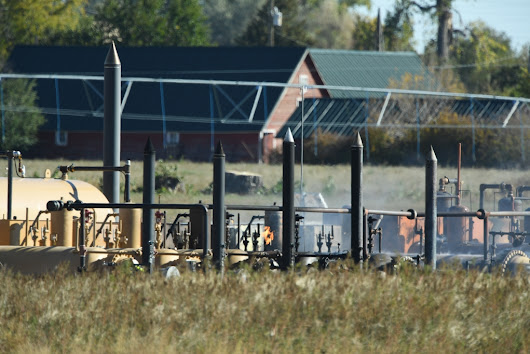 Oil storage tanks explode, burn in Brighton, for the second time in three weeks – The Denver Post