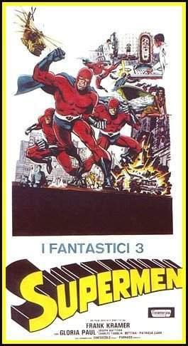 1967 - I Fantastici 3 Supermen 02 - 1967