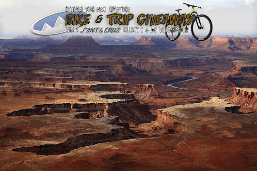 Escape Adventures Mountain Bike and Trip Giveaway