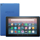 Amazon Fire HD 8 - Wi-Fi - 16 GB - Marine Blue - with Special Offers - 8""