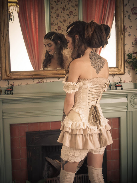 Gothic and Victorian Mini-Shoot Day #2!