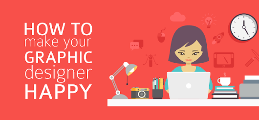 How to Make Your Graphic Designer Happy - I.T. Roadmap