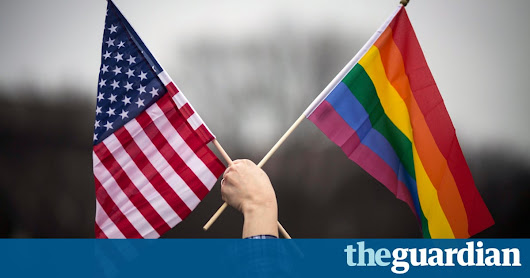 LGBT protest at Stonewall Inn takes on edge amid possible blow to gay rights | World news | The Guardian