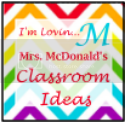 McDonald Classroom Ideas