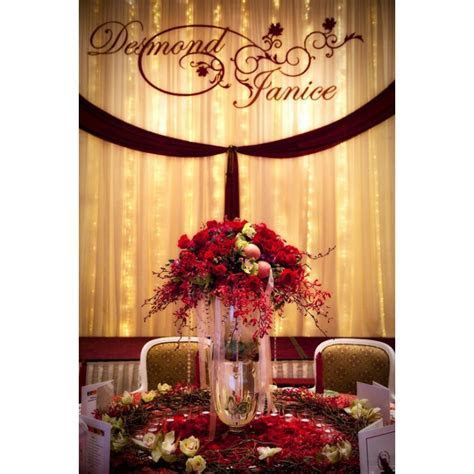 Kahwinku English Style Wedding Decoration Package from RM