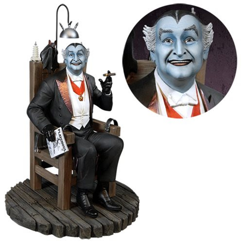 The Munsters Grandpa Munster 1:6 Scale Maquette Statue - Tweeterhead - Munsters - Statues at Entertainment Earth