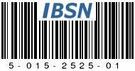IBSN: Internet Blog Serial Number 5-015-2525-01