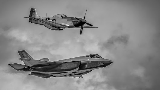 "Alan Platt on Twitter: ""@airtattoo The old and the new today """